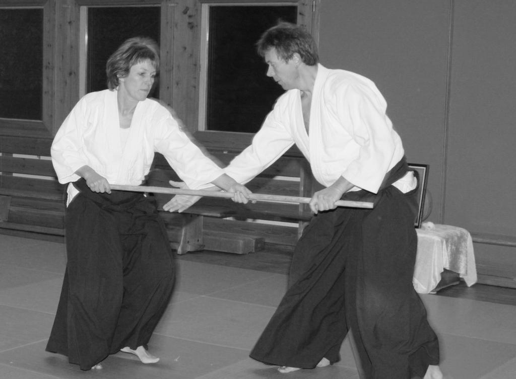 Tokai-Sports Lehrer - Aikido - Iaido - Yoga