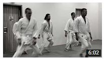 Aikido im Tokai-Sports